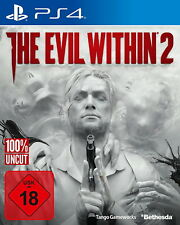 The Evil Within 2 (Sony PlayStation 4, 2017)