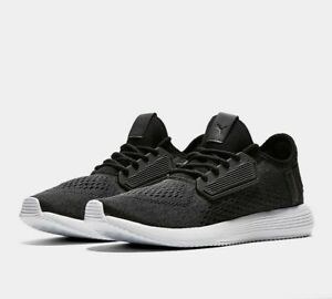 Puma Uprise Mesh Black/White Trainers for Men Footwear Shoes Brand New RRP£56.99