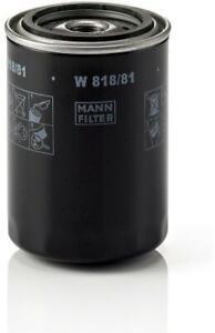 Mann-filter Oil Filter W818/81 fits TOYOTA LITEACE KM20 1.3 (KM20)