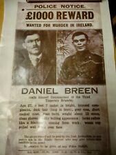 Dan Breen poster