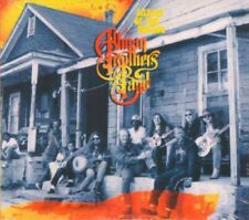 CD: ALLMAN BROTHERS BAND - SHADES OF TWO WORLDS   Southern Rock Remaster