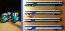 RIVAROSSI ITALIAN PENDOLINO TGV BULLET TRAIN DCC SOUND HO 4 PIECE SET