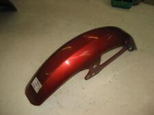 Guardabarros sin marca color principal rojo para motos