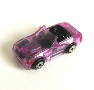 Micro Machines X- Ray Mercedes-Benz 300 Very Rare Colours Vintage 1980's Galoob