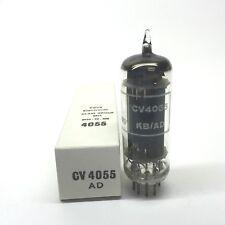 6ch6 cv4055 el821 nn. BRIMAR UK Valvola Tubi
