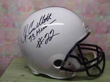 John Cappelletti Signed F/S Penn St Helmet 73 Heisman