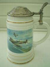 The Crestley Collection Tankard - Dawn Patrol by Michael Turner - Spitfire - War
