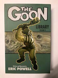 The Goon - Library Edition Volume 4 - Hardcover - Eric Powell - Dark Horse