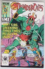 ThunderCats #6 - Star Comics / Marvel Comics 1986 - Mumm-Ra Times Three!