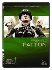 Patton (DVD, 2006, 2-Disc Set, Special Edition; Gold O-Ring) George C Scott NEW