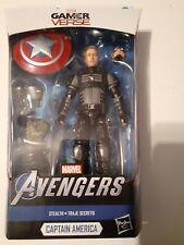 Marvel Legends Captain America (Joe Fixit BAF)