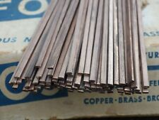 Sil-Fos Brazing Sticks 2.0 Lb Handy & Harman For Hvac, Silver Salvage Or Other