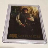 Cryptozoic Outlander CZX Jamie Fraser Sam Heughan Promo #P5