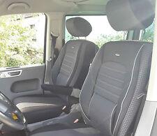 MAß Sitzbezüge Schonbezüge Sitzbezug für VW T5 Caravelle Fahrer & Beifahrer