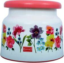 Polyset Regal Round Base Small Best Quality Plastic Bathroom Stool Patta India