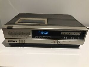 SANYO BETA VCR VTC-5000-II Made in Japan FAST FREE POST