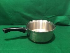 KITCHEN CRAFT by West Bend Stainless Steel 3 Qt Pot Pan Cookware - No Lid