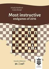 Most Instructive Endgames of 2016 (Chess Book)