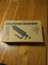 The Pampered Chef. Easy Accent Decorator No. 1770. New In Box. 10 X 6 X 3.
