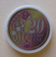 Fève L' Euro Packman - 1999 - Pièce de 20 cents