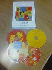 Freddie mercury queen barcelona box CD rare!!!