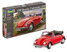 Revell 07078 Kit 1/24 VW Volkswagen Cabriolet 1970