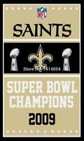 New Orleans Saints Flag 3x5ft Banner Polyester American Football saints008