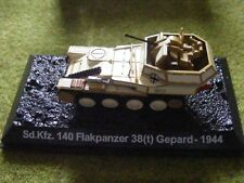 Blitz 72 Deagostini Altaya SdKfz 140 Flakpanzer 38(t) Gepard 1/72 20mm