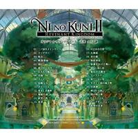Joe Hisaishi Ni no Kuni II Revenant Kingdom Original Soundtrack PS4 Music CD NEW