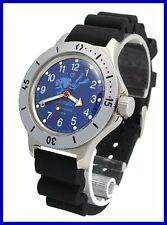 AMPHIBIA 200m VOSTOK AUTOMATIC MECHANICAL WATCH !NEW! 25 Es