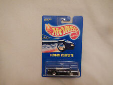 1991 Hot Wheels Custom Corvette 5 Spoke #200