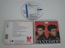 WHAM FANTASTIQUE(EPC 450090 2) CD ALBUM