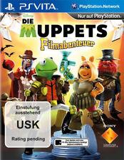 The Muppets - , Movie Adventures, PSVita PSV PS Vita NIP