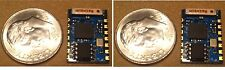 2X ESP8266 ESP-03 Simple Serial WIFI/All Signals/Free shipping/ship 2 biz days