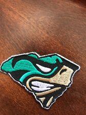 "CCU COASTAL CAROLINA CHANTICLEERS Embroidered Iron On Patch (LOGO) 3"" x 2"" Nice"