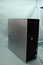 HP Z400 Xeon QC W3565 3.20GHz /12GB /1TB/ DVDRW/Quadro 2000 #6316