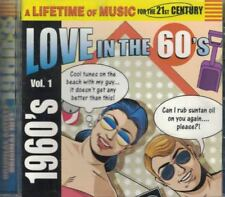 Love in the 60's Vol. 1 by Various Artists Music CD 1999 Madacy