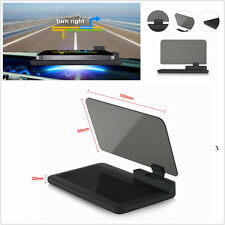 "Universal 6"" Auto Car HUD Head Up Display Projector Phone Navigation GPS Holder"