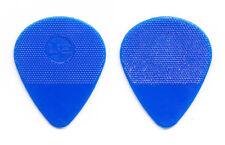 U2 Blue Molded Round Logo Guitar Pick - 2011 360 Tour Bono Edge