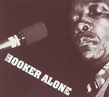 John Lee Hooker - Alone (NEW CD)