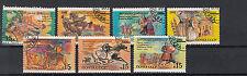 Russland Briefmarken 1991 Volksfeste Mi.Nr.6229-35