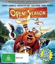 Open Season (Blu-ray, 2007)