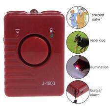 Dog Repeller Stop Barking Anti Bark Ultrasonic LED Light Pet Training Device