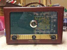 Vintage Hallicrafters Continental SR42 AM/Shortwave Radio