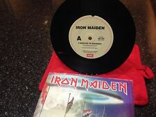 "Iron Maiden- 2 Minutes to Midnight 7"" Single Aust EMI.1336 EXC"