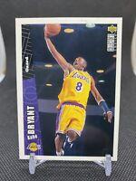 Kobe Bryant RC 1996-97 Upper Deck Collectors Choice Rookie Card #267 Lakers HOF