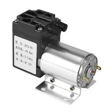 DC12V 120kpa 5L/min Mini Vacuum Pump Negative Pressure Suction Micro Pump MA