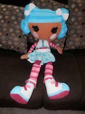 "Lalaloopsy   MITTENS FLUFF N STUFF   Plush Doll 26"" Pillowtime Pals  NEW NO TAG"
