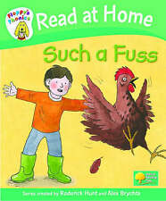 Read at Home: Floppy's Phonics: L2b: Such a Fuss, Hunt, Rod