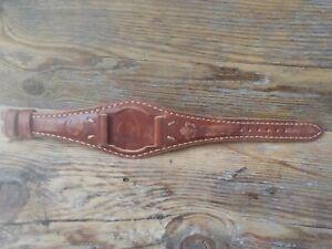 Handmade bund 20/16mm, for Rolex .,case ,35-36mm